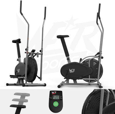 We R Sports 2-IN-1 ELLIPTICAL CROSS TRAINER
