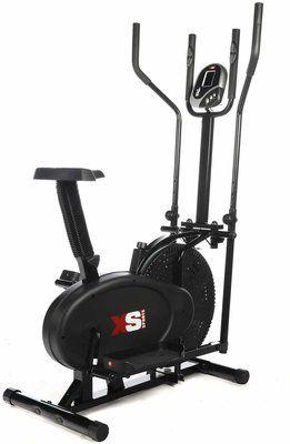 XS Sports Pro 2-in1 Elliptical Cross Trainer