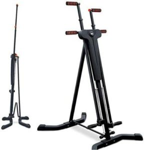 L&B-MR Innovative 2-In-1 Stepper & Vertical Climber