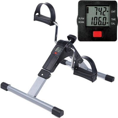 himaly Folding Mini Exercise Bike