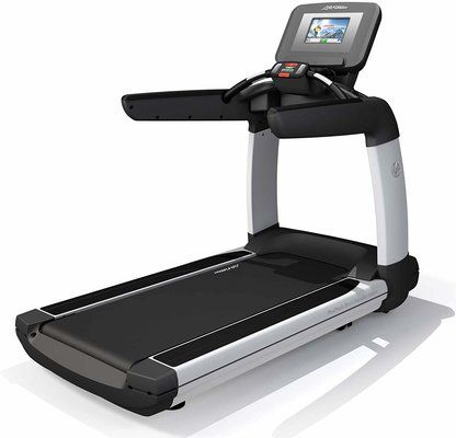 Life Fitness Platinum Club Discover SI Treadmill WiFi