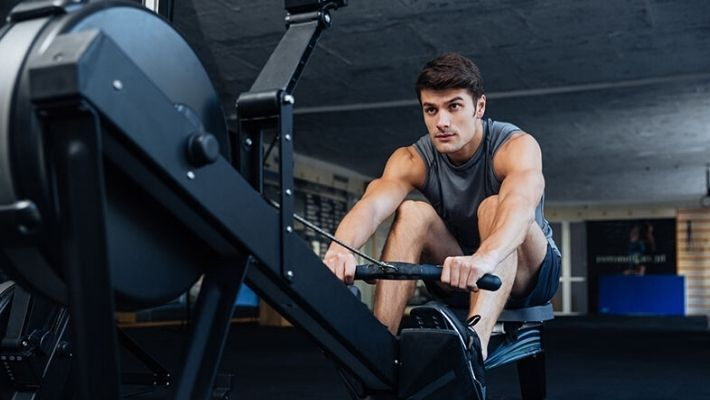 Does Rowing Machine Build Muscle