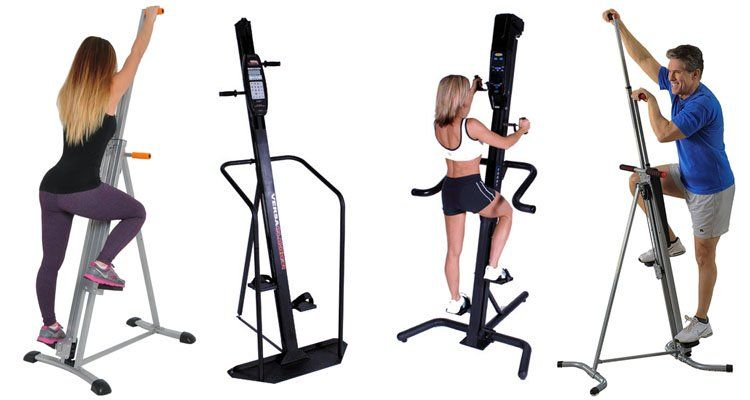 How Many Calories Do You Burn On a Vertical Climber