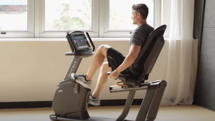 How to Use a Recumbent Exercise Bike