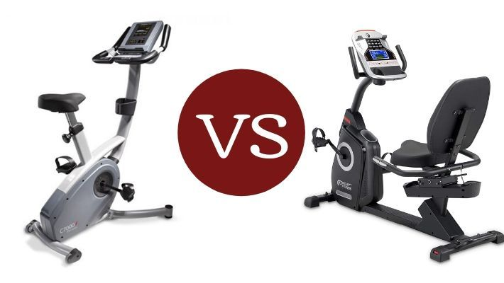 Which Is Better Upright or Recumbent Exercise Bike