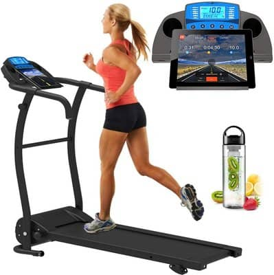 Adjustable Incline Bluetooth Nero PRO Treadmill