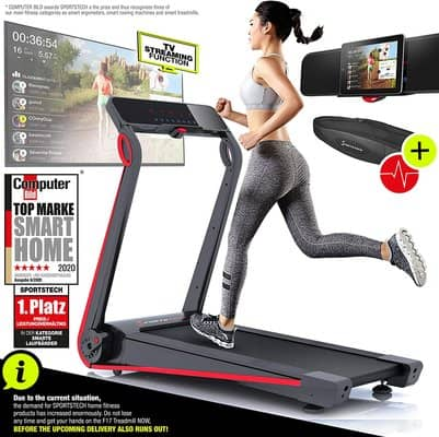 Sportstech F17 Treadmill