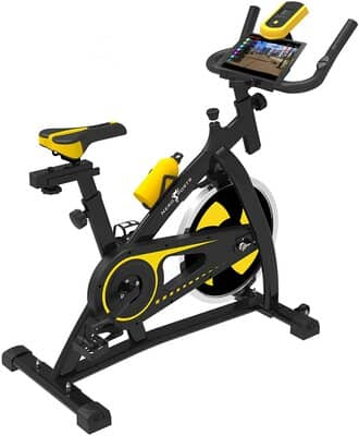 Nero Sports Upright Exercise Bike