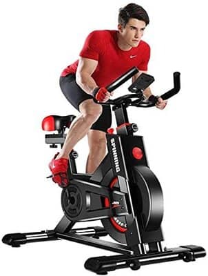 YOLEO Stationary Exercise Bike