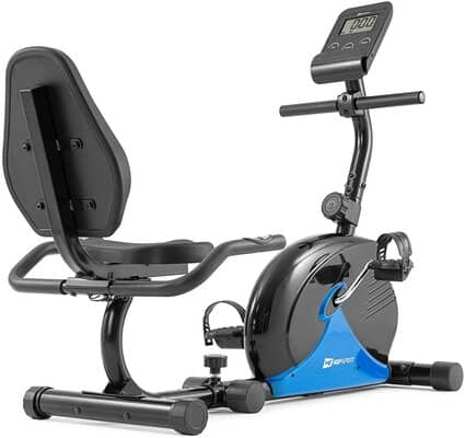 Hop-Sport Magnetic Recumbent Exercise Bike