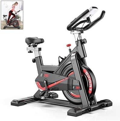 AJUMKER Indoor Exercise Bike