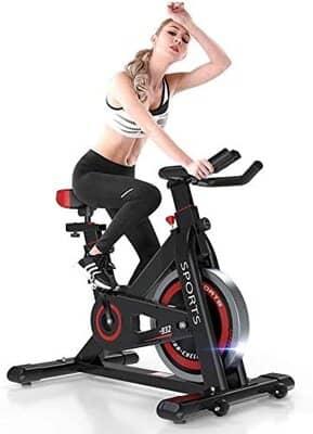 iPro Stationary Exercise Bike